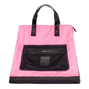 Day-Glo Beach Tote