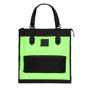 Day-Glo City Tote