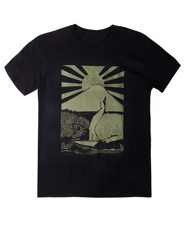 KS Sunset Surfer Tee