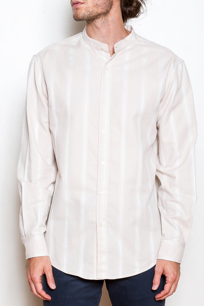 Cody Collarless Shirt