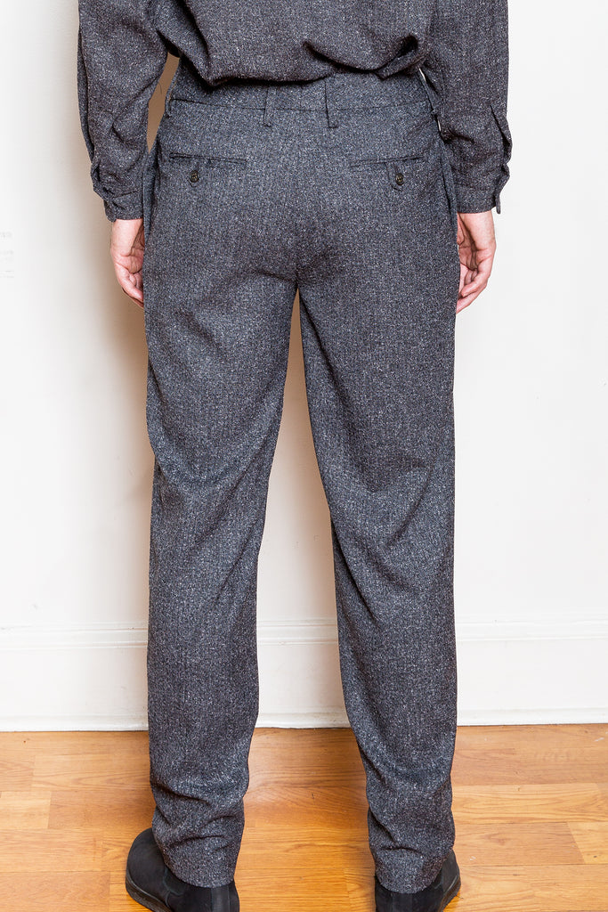 Cooper Pleated Trousers