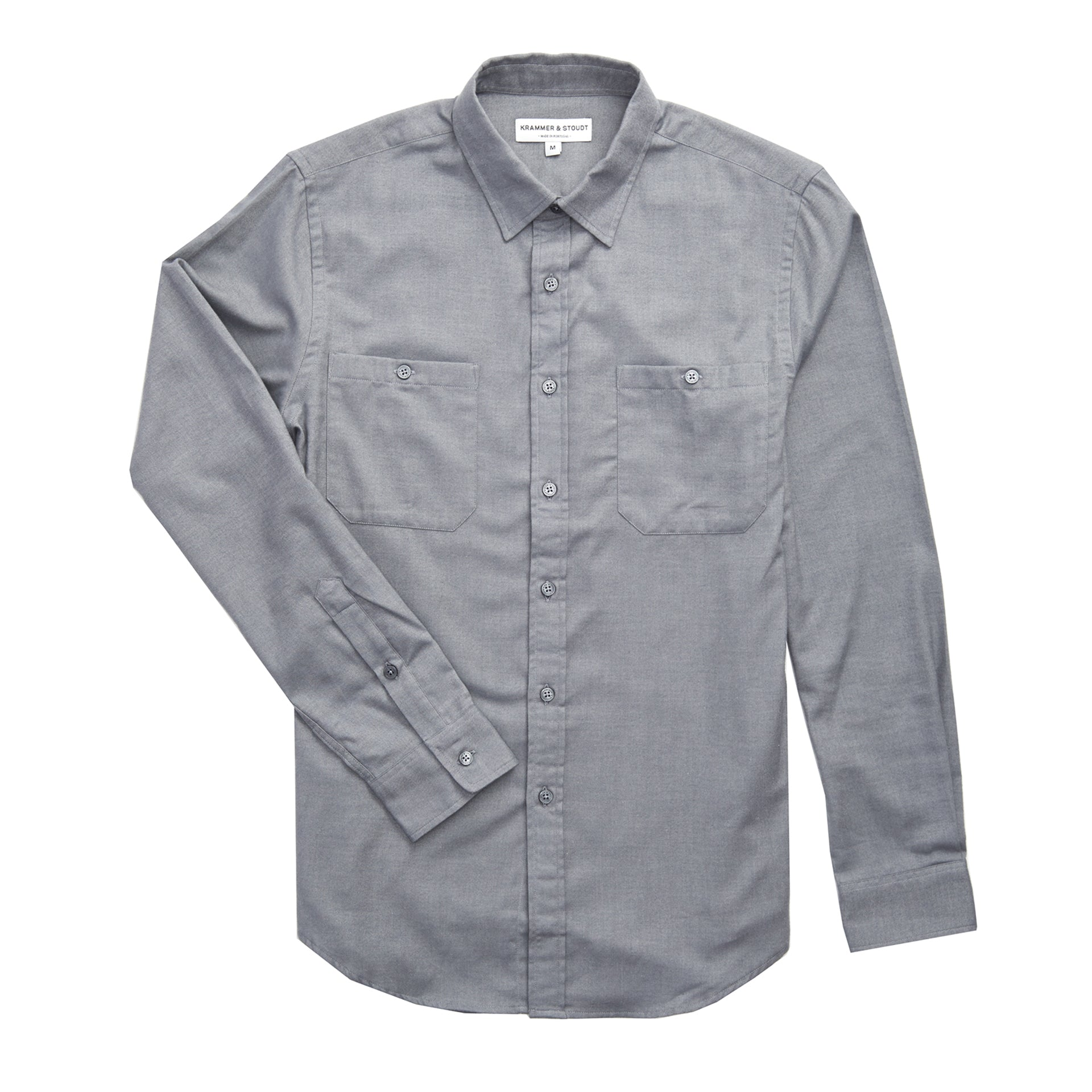 Gregory Work Shirt - Made in Portugal