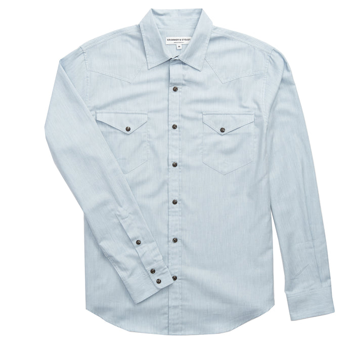 Wayne Western Shirt - Made in Portugal