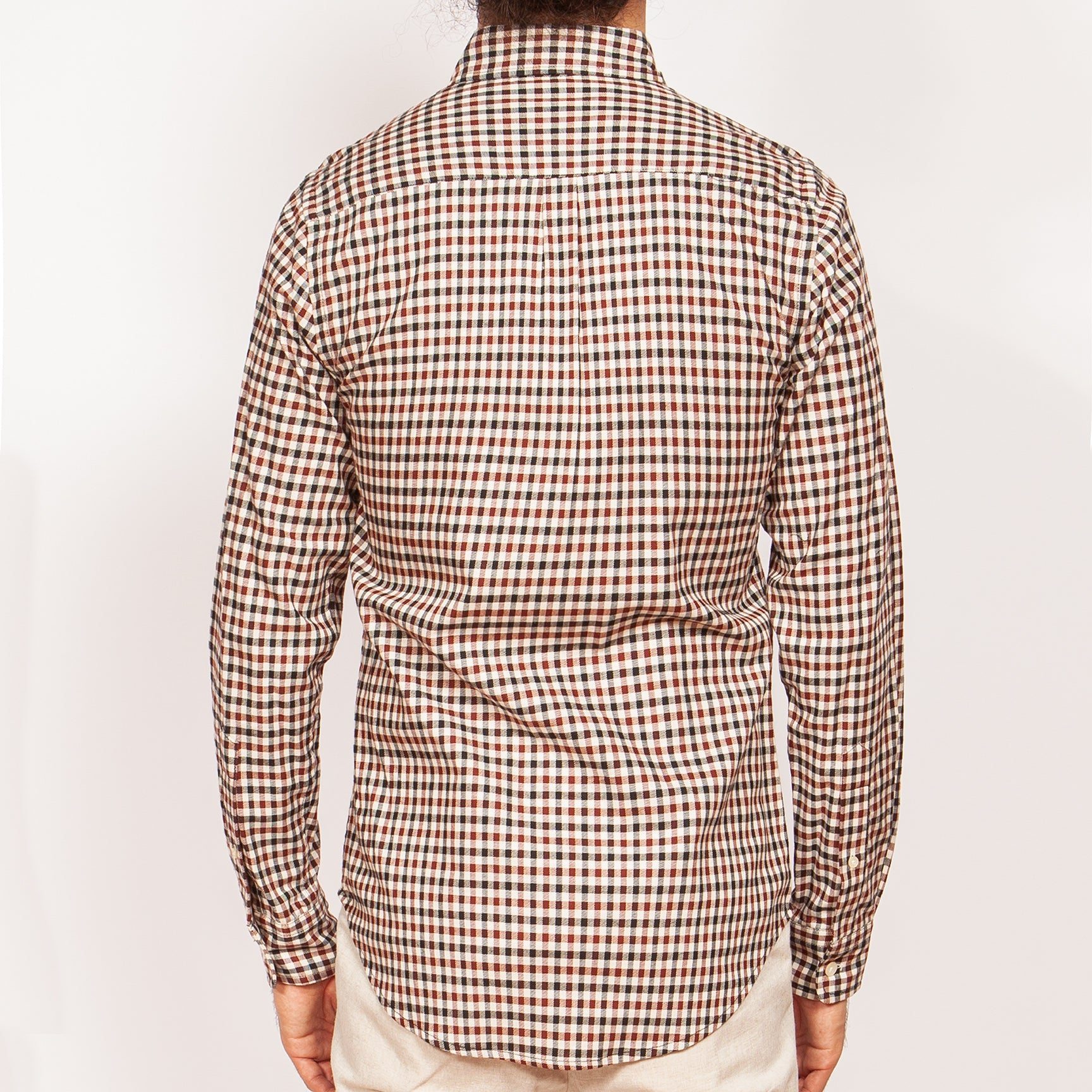 Gregory Gingham Work Shirt