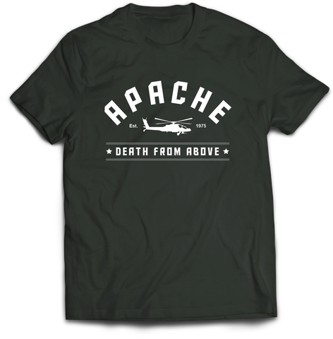 Apache - Death From Above Club Tee