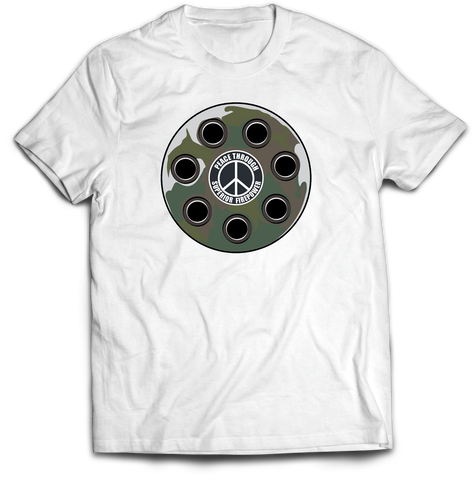 Peace Through Superior Firepower Tee
