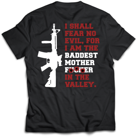 Valley of Death Tee