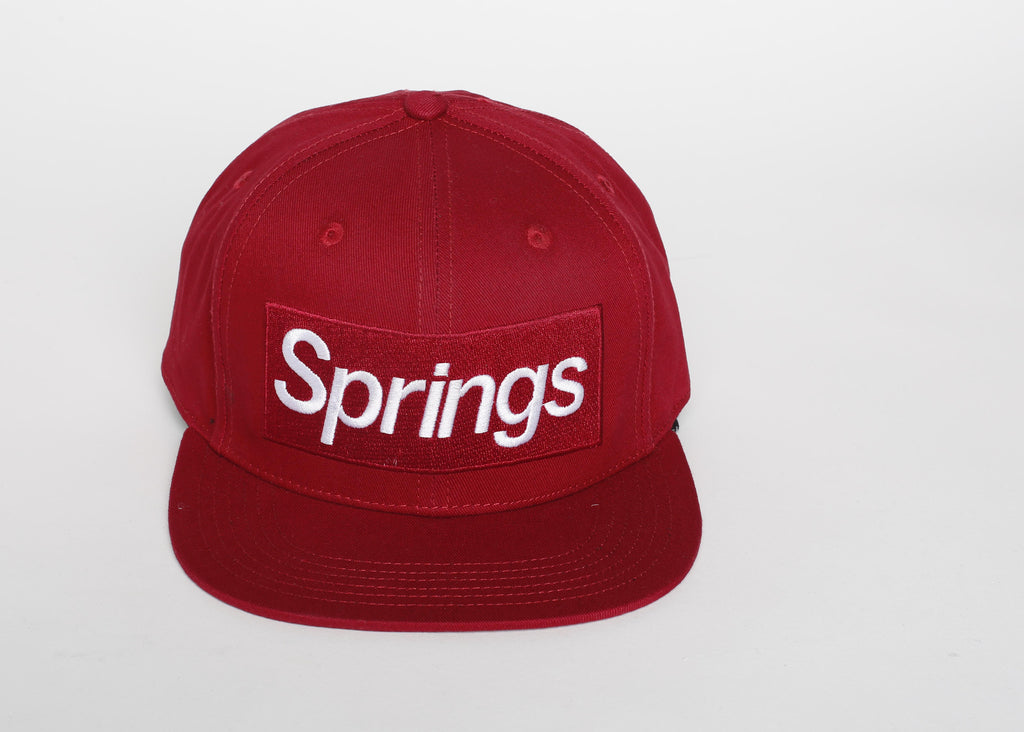Springs Red Hat LIMITED EDITION