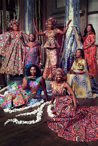 Celebrating 170 years of Vlisco