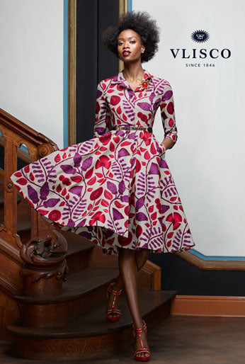 Traits which Make Vlisco a Leading Textile Company