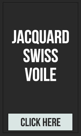 jacquard swiss voile