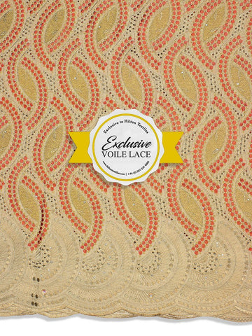 Brand New Voile Lace Exclusive - VL141