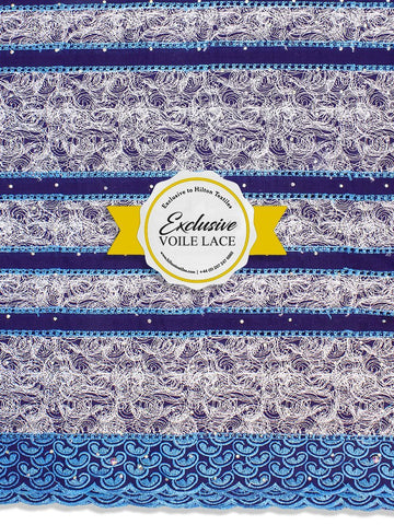 Brand New Voile Lace Exclusive - VL145