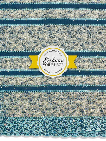Brand New Voile Lace Exclusive - VL146