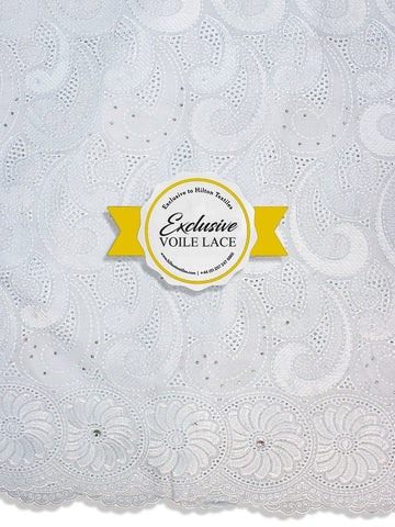 Brand New Voile Lace Exclusive - VL147