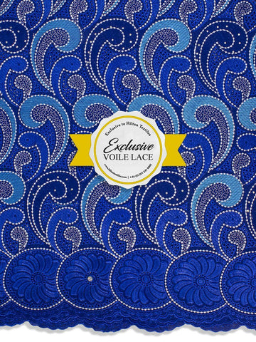 Brand New Voile Lace Exclusive - VL150