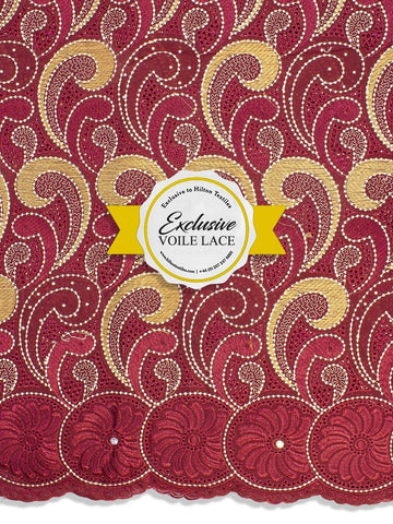 Brand New Voile Lace Exclusive - VL152
