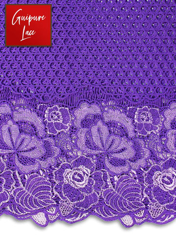 Guipure Lace - GL0468 - NEW!