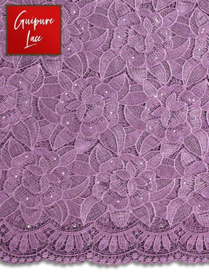 Guipure Lace - NEW! - GL0454