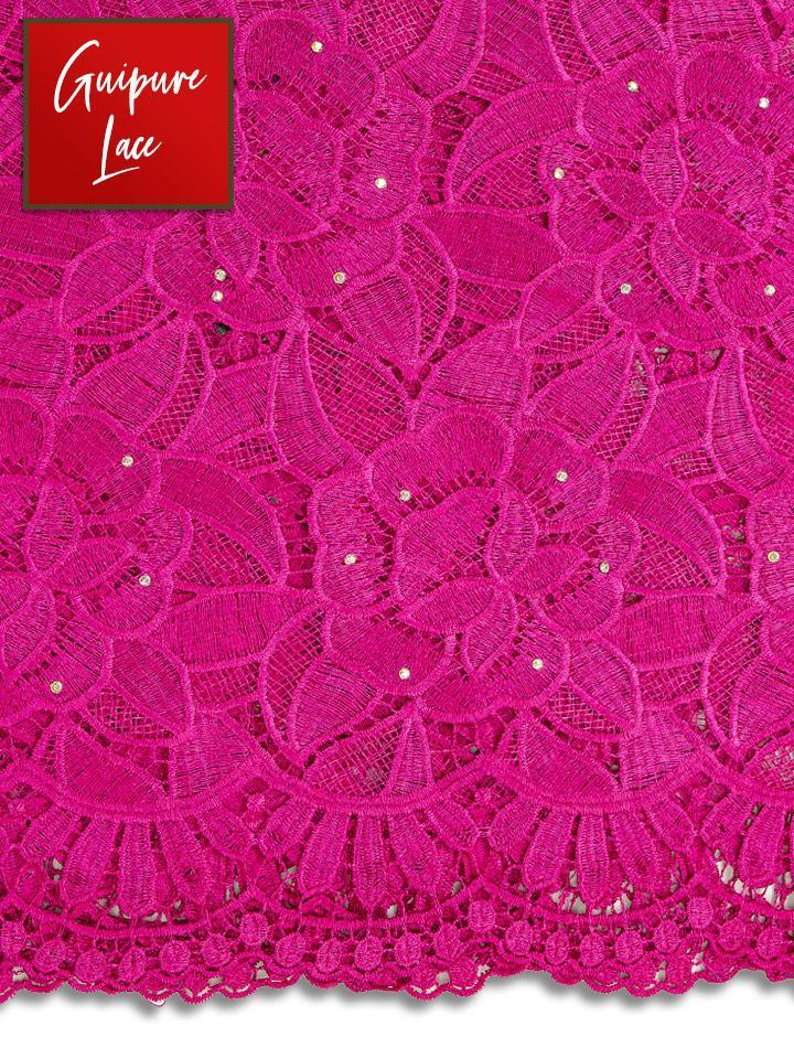 Guipure Lace - NEW! - GL0455