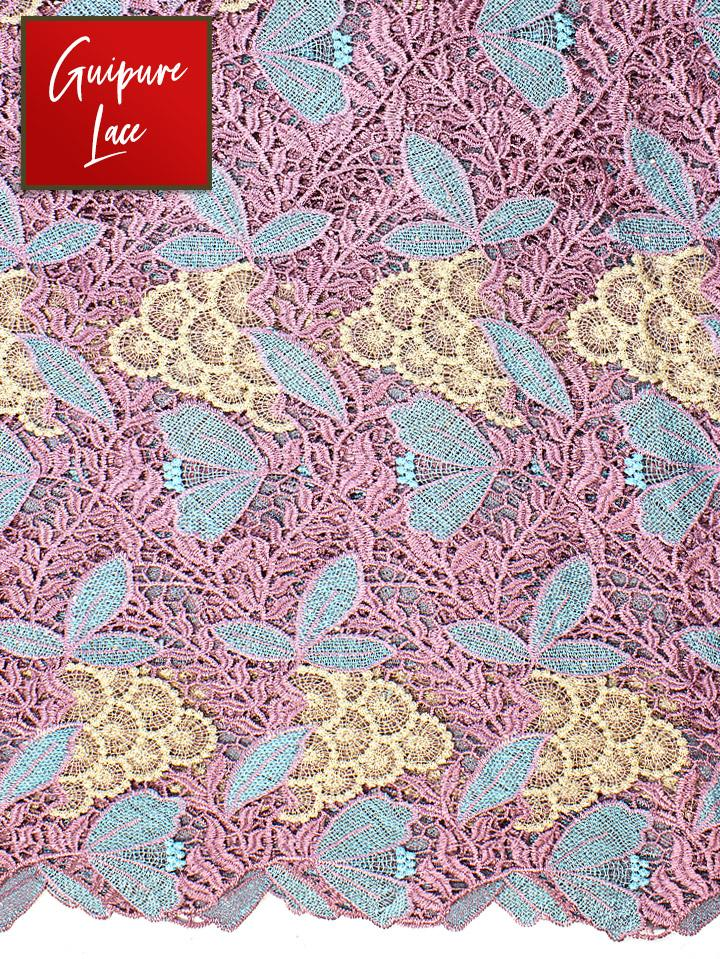Guipure Lace - NEW! - GL0476