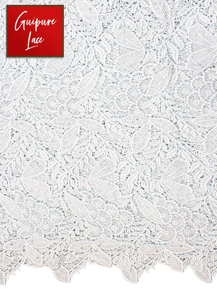 Guipure Lace - NEW! - GL0478