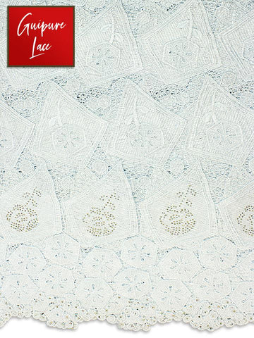 Guipure Lace - NEW! - GL0497