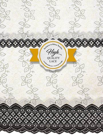 High Quality Swiss Voile Lace Exclusive - HQVLS431