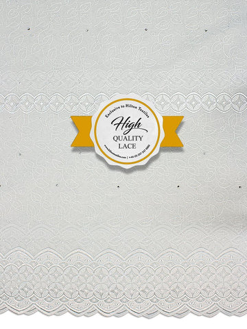 High Quality Swiss Voile Lace Exclusive - HQVLS432