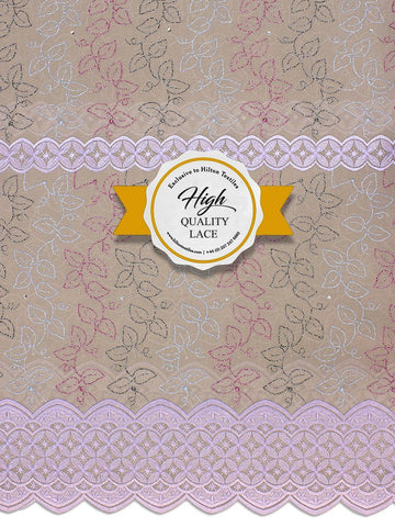 High Quality Swiss Voile Lace Exclusive - HQVLS434