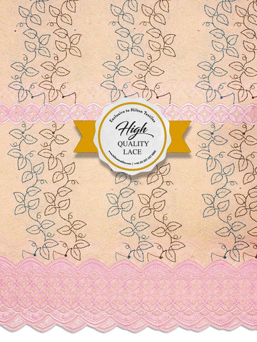 High Quality Swiss Voile Lace Exclusive - HQVLS435