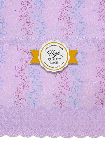 High Quality Swiss Voile Lace Exclusive - HQVLS436