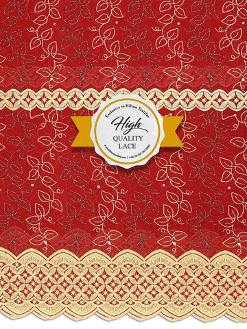 High Quality Swiss Voile Lace Exclusive - HQVLS437