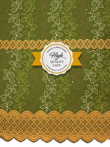 High Quality Swiss Voile Lace Exclusive - HQVLS438