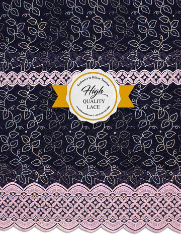 High Quality Swiss Voile Lace Exclusive - HQVLS439
