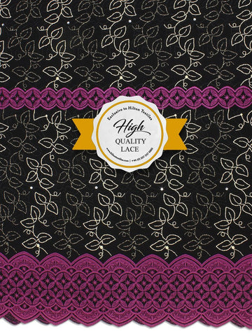 High Quality Swiss Voile Lace Exclusive - HQVLS440