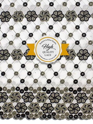 High Quality Swiss Voile Lace Exclusive - HQVLS441