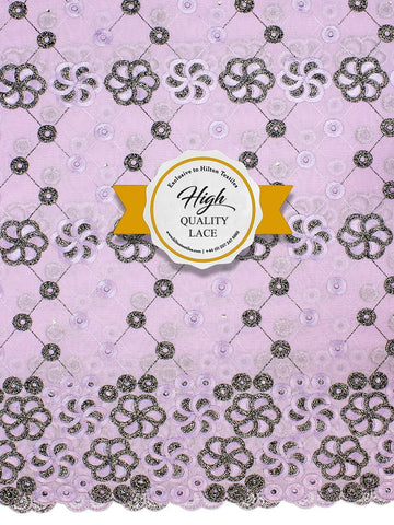 High Quality Swiss Voile Lace Exclusive - HQVLS446