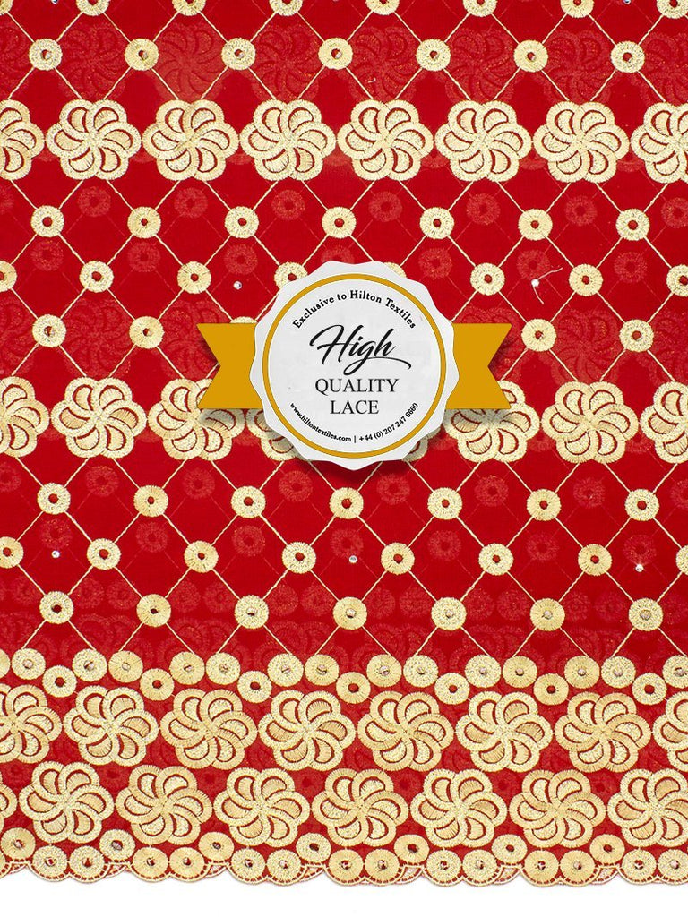High Quality Swiss Voile Lace Exclusive - HQVLS447