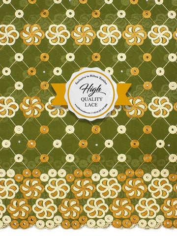 High Quality Swiss Voile Lace Exclusive - HQVLS448