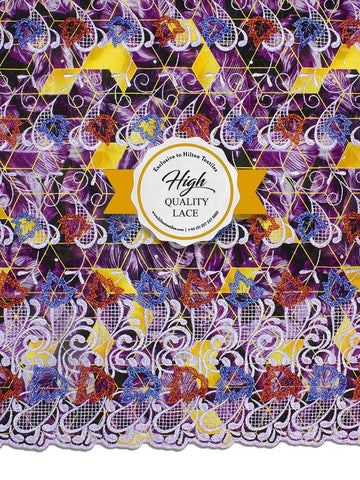 High Quality Swiss Voile Lace Exclusive - HQVLS481