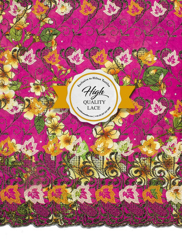 High Quality Swiss Voile Lace Exclusive - HQVLS482