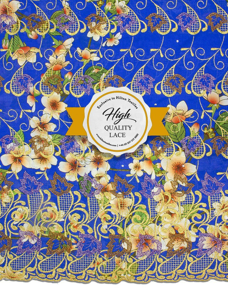 High Quality Swiss Voile Lace Exclusive - HQVLS483