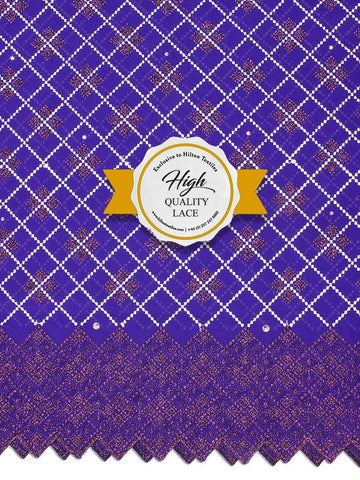 High Quality Voile Lace Exclusive - HQVL410