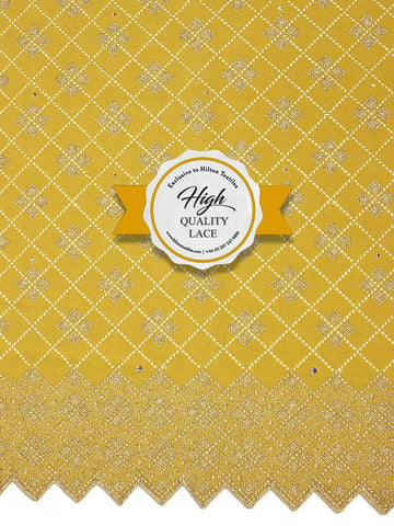 High Quality Voile Lace Exclusive - HQVL412