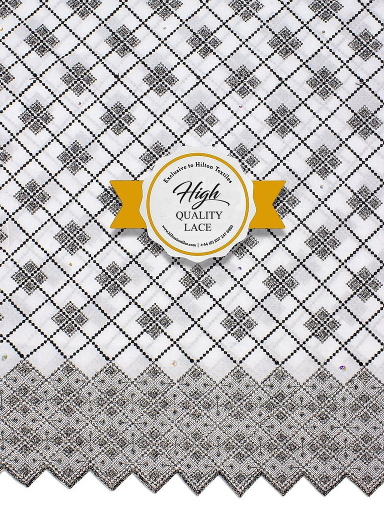 High Quality Voile Lace Exclusive - HQVL414