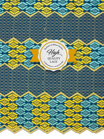High Quality Voile Lace Exclusive - HQVL418