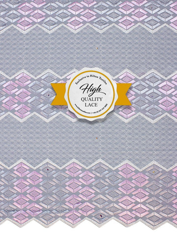 High Quality Voile Lace Exclusive - HQVL420