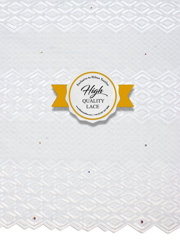 High Quality Voile Lace Exclusive - HQVL422