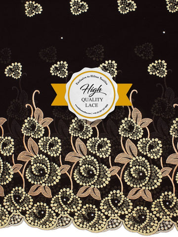 High Quality Voile Lace Exclusive - HQVL423